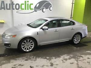 2009 Lincoln MKS AWD CUIR TOIT OUVRANT PANORAMIQUE NAVIGATION  S