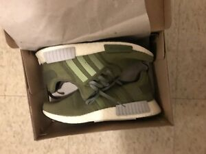 Adidas Olive Nmd for Sale