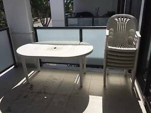 7 Piece Outdoor Furniture Set - MOVING OUT SALE Perth Perth City Area Preview