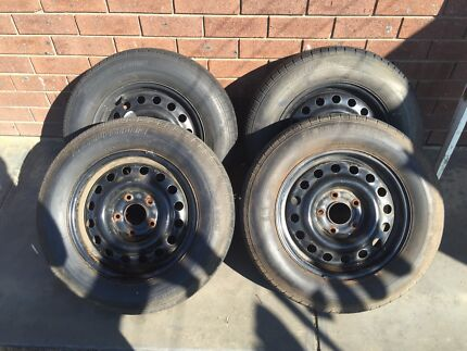"Set of 4 Bridgestone 15""  North Haven Port Adelaide Area Preview"