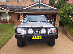 2006 Nissan Navara D22 st-r Eastwood Ryde Area Preview