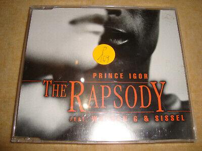 THE RAPSODY feat. WARREN G & SISSEL - Prince Igor  (Maxi-CD)