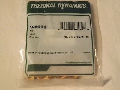Thermal Dynamics Victor Firepower Tip-18 Fp-18 Pk 10 96099  Box 27