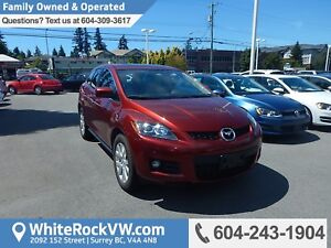 2008 Mazda CX-7 GT Leather Upholstery, Heated Front Seats & P...