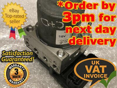 Fiat Ducato / Boxer / Relay ABS Pump ECU Control Unit 51804596 0265800717