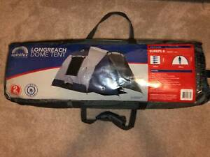 Spinifex Longreach 4 Person Dome Tent