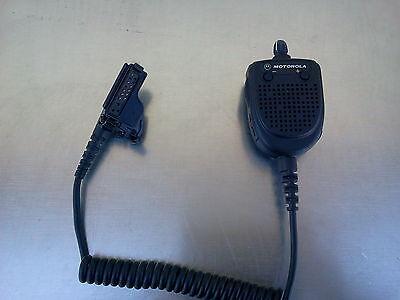 Motorola Rmn 5021a Xts 5000 3000 Speaker Microphone Rubber Ptt