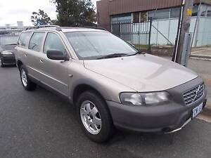 2002 Volvo V70 XC Cross Country Wagon Mitchell Gungahlin Area Preview
