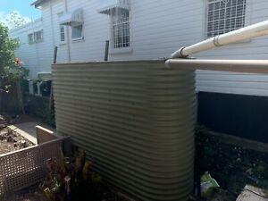 Corrugated Iron Rainwater Tank 2000L