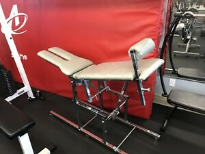 Physiiotherapy table