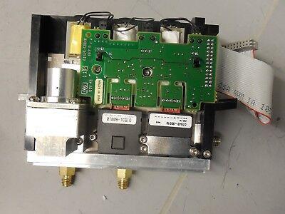 Agilent Hp 6890 Gc Splitsplitless Injection Epc