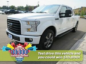 2015 Ford F-150 XLT 3.5l v6 Ecoboost with extended bed