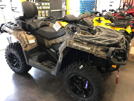 CAN-AM Outlander Max 650 XT not polaris yamaha Honda