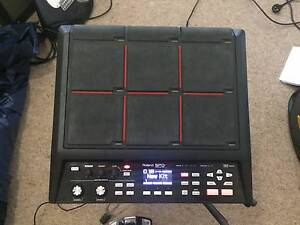 Roland SPD-SX Sampling Machine with Many Extras Yokine Stirling Area Preview