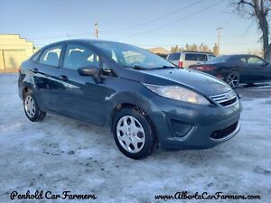* 2011 FORD FIESTA AUTOMATIC, 6 MTH WARRANTY & INSPECTION INC SE
