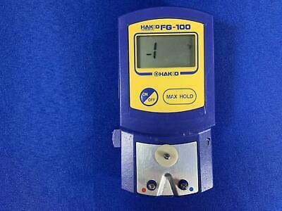 Hakko FG-100 Temperature
