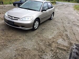Civic 2004 impecable
