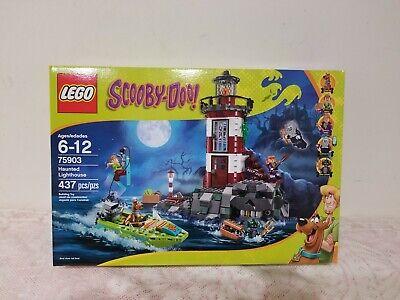 LEGO Scooby Doo Haunted Lighthouse (75903) Retired NEW SEALED NIB