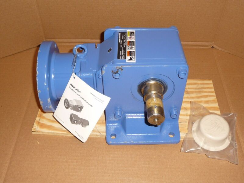 Sumitomo SM-Hyponic Right Angle Gear Speed Reducer, RNHX-1420RY-J1-10, 10:1 New