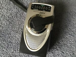 Innovage Outdoor FM AM & Weather Radio