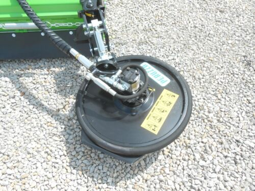 "Tree Row Trimmer, Fence Row Side Trim Mower, Cutter: Peruzzo Hydro Roto 31"" Cut!"