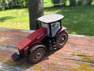 1/64 4wd Tractor Custom Muddy 290 Versatile y 3