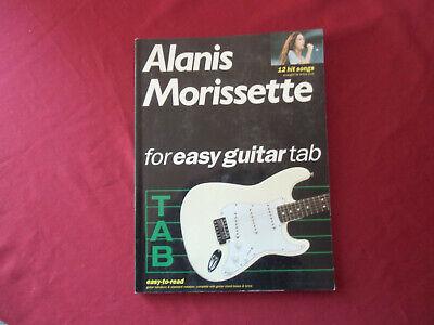 Alanis Morissette Jagged Little Pill Sheet Music Piano Vocal Guitar 000120036