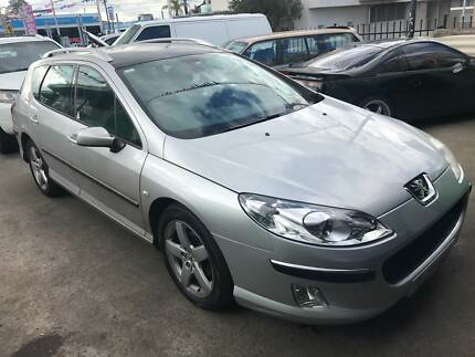 2006 Peugeot 407 Wagon HDI DIESEL TOURING AUTO - CHEAP