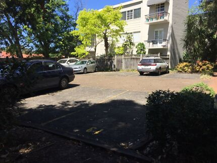 Car park space for rent • $40/week
