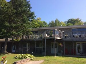 Home for sale in Paudash Lake area