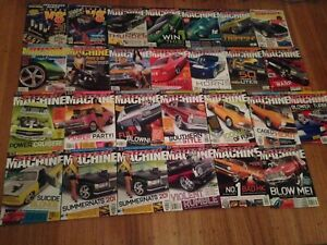 Street Machine Car Magazines