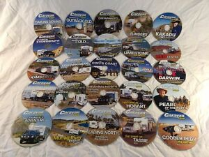 Caravan and Motorhome on Tour DVD's