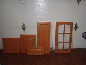 Portes d'armoires de cuisine