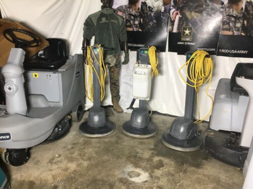 """Nice"" Tennant FM-20-SS Corded 20""Floor Polisher  ""Without Tank"""
