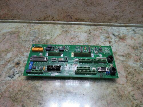 INGERSOLL-RAND BACK-PLANE PCB CIRCUIT BOARD T21579-79 WARRANTY