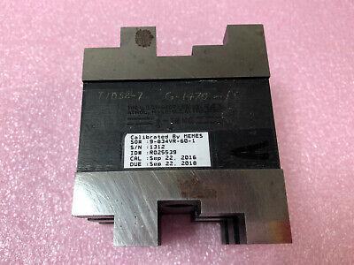 Starrett No. 568 Precision Machinist V Block 2x2.5x3