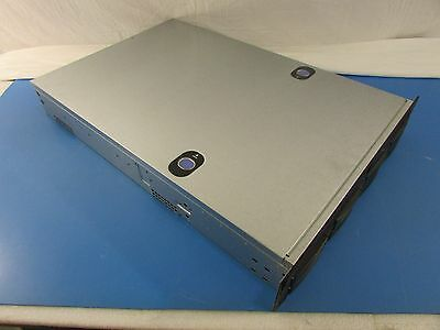 Chenbro RM21508H15 Rackmount Server Chassis w/SATA Cables Model RM21508B for sale  Shipping to India