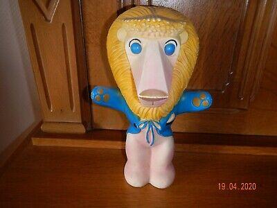 figurine pouet pouet jouet ancien lion Rutabaga Bébé Antoine