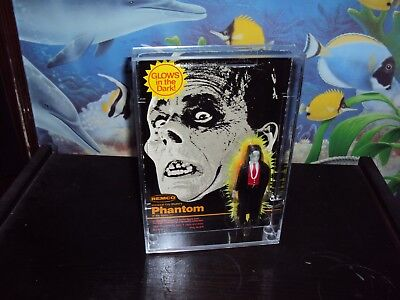 REMCO UNIVERSAL MONSTERS ACRYLIC CASETHIS SALE IS FOR ACRYLIC CASES ONLY NO TOYS