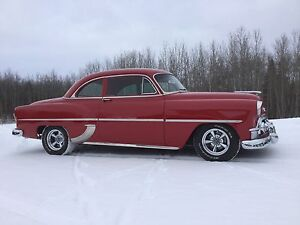 1953 Chevrolet 210 Club Coupe Hot Rod