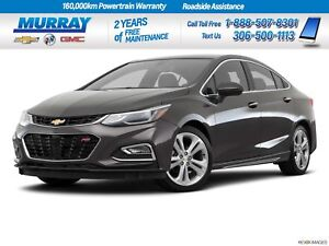2019 Chevrolet Cruze Premier Sedan*REMOTE START,HEATED SEATS*