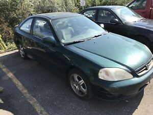 1999 Honda Civic great winter beater or first car