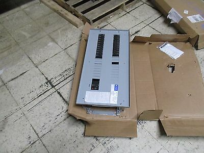 A-series Ii Panelboard Main Breaker Panel Aef3421bbx 70a Main 480y277v Used