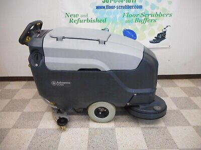 Advance Sc900 34 Disc Floor Scrubber Walk Behind