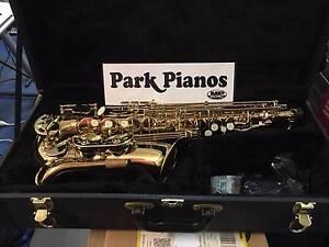 Berkley NEW Student Saxophone @ Park Pianos Victoria Park Victoria Park Area Preview