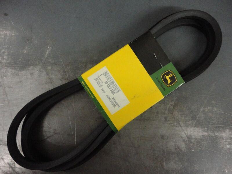 JOHN DEERE Genuine OEM Transmission Drive Belt M127356 1st Generation Sabre