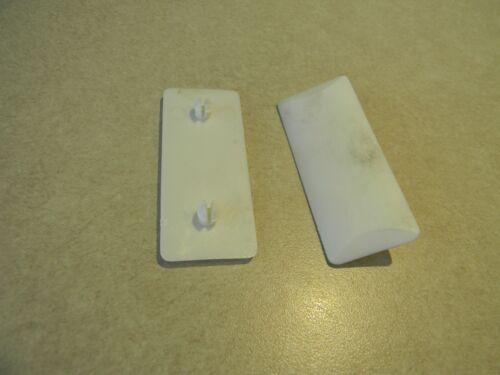 Jet Xacta fence sliding  pad (set of two)
