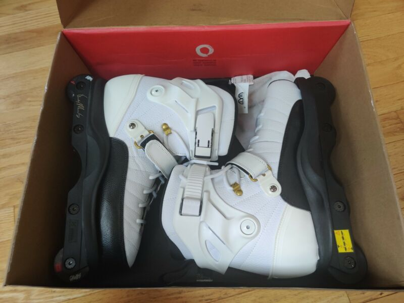 GAWDS Franky Morales 2 Size 10.5 US Complete Skates Brand New  fm2 sold out