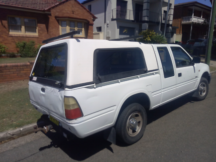 Holden Rodeo Ute auto 2001 reliable... 12 month rego