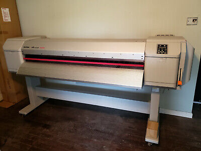 Mutoh Valuejet Wide Format Printer 1628x With White Silver Option Eco Solvent
